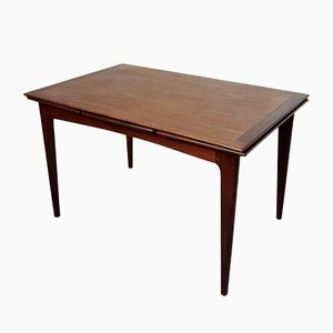 Mid-Century Danish Teak Dining Table by Younger