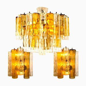 Light Fixtures from Barovier & Toso, 1969, Set of 3