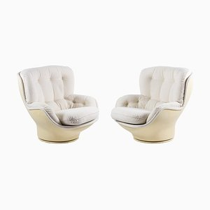 Karaté Armchairs by Michel Cadestin, 1970s, Set of 2
