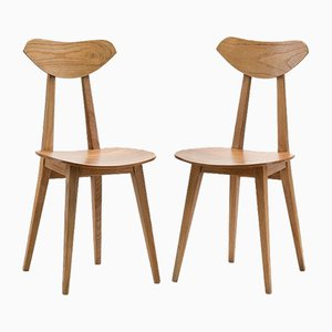 Chairs by Wanda Genga, Set of 2