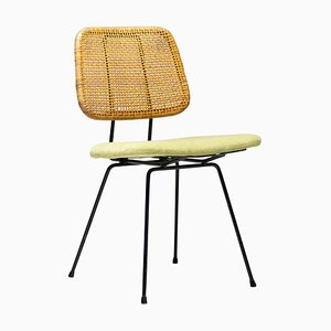 Mid-Century Modern Dutch Side Chair, 1950s