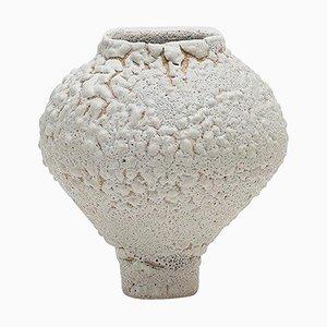 Glaze Psycter Stoneware Vase by Raquel Vidal and Pedro Paz