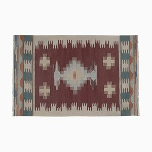Turkish Anatolian Kilim Rug, 1970s