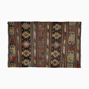 Vintage Turkish Wool Kilim Rug, 1970s