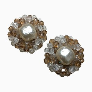 Mid-Century Earrings by Coppola e Toppo, Set of 2