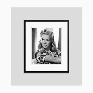 Hawaiian Betty Archival Pigment Print Framed in Black by Everett Collection