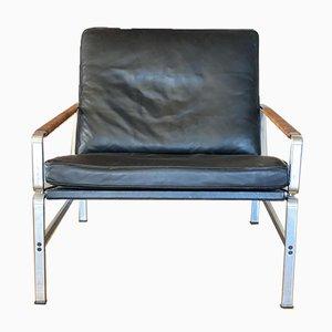 6720 Sessel von Preben Fabricius & Jørgen Kastholm für Kill International, 1960er