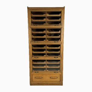 Haberdashery Shop Display Cabinet, 1930s