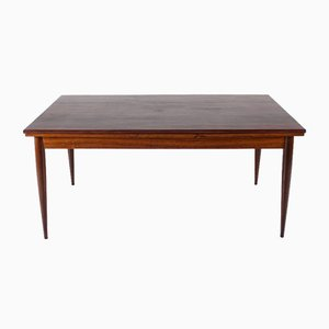 Rosewood Extendable Dining Table by Oswald Vermaercke for V-Form, 1959