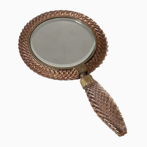 Espejo Lady Mirror de cristal de Murano de Venini para Made Murano hecho a mano, 1939