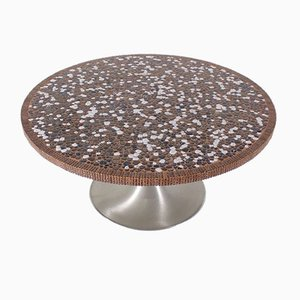 Tulip Coffee Table by Poul Cadovius, 1970s