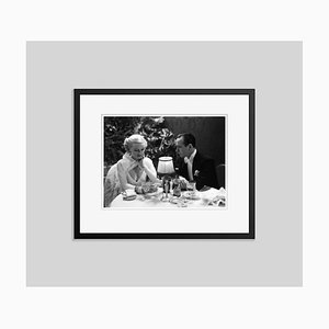 The Ex Lady Archival Pigment Print Framed in White by Alamy Archives