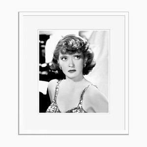 Marked Woman Bette Archival Pigment Print Framed in White by Everett Collection