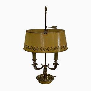 Lampada in stile imperiale in bronzo, anni '20