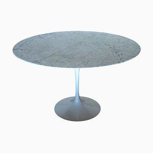 Tavolo da pranzo Tulip di Eero Saarinen per Knoll Inc. / Knoll International, anni '80