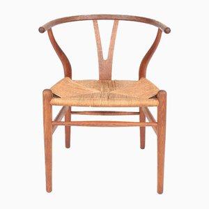 Chaises de Salon par Hans J. Wegner pour Carl Hansen & Søn, 1950s, Set de 4