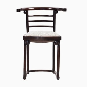 Antique Cabaret Fledermaus Chair by Josef Hoffmann for Jacob & Josef Kohn