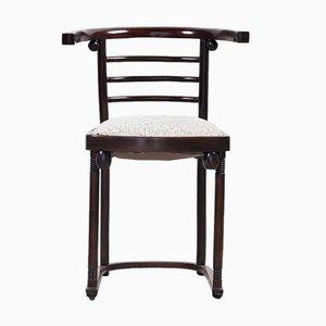 Antique Cabaret Fledermaus Chair by Josef Hoffmann for Jacob & Josef Kohn
