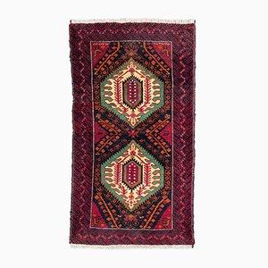 Vintage Baluch Afghan Rug, 1970s