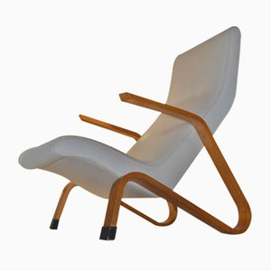 Sedie Grasshopper di Eero Saarinen per Knoll International, set di 2