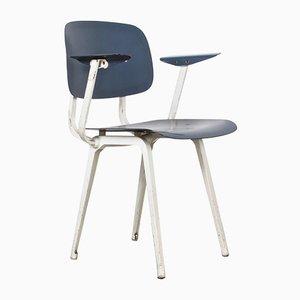 Revolt Chair with Armrests by Friso Kramer for Ahrend De Cirkel, 1960s