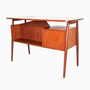 Desk by Gunnar Nielsen Tibergaard, 1950s