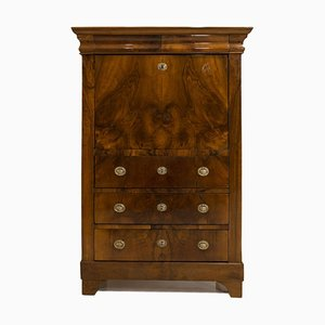 Biedermeier Secretaire Desk