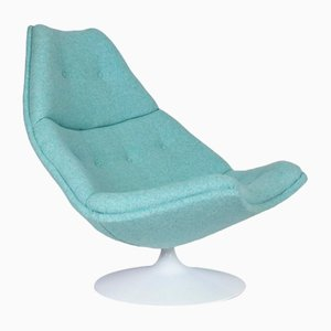 F590 Swivel Chair by Geoffrey Harcourt for Artifort