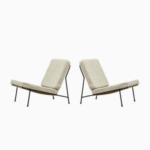 Lounge Chairs by Alf Svensson for Ljungs industrier, 1950s, Set of 2