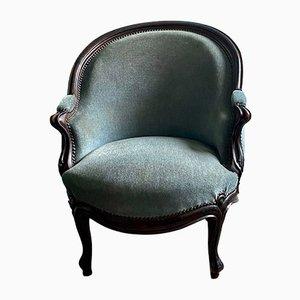 Art Deco Beech Fireside Chair