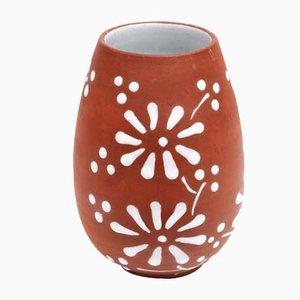 Ceramic Vase by Edith Nielsen for Zeuthen Keramik, 1950s