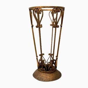 Wrought Iron Umbrella Stand, 1960s