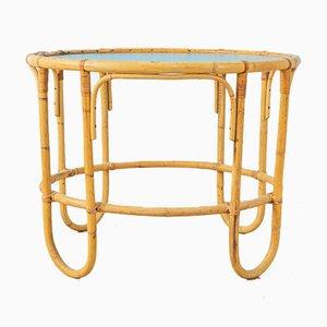 Bambus Couchtisch, 1960er