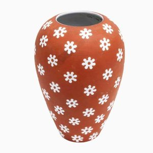 Ceramic Vase by Edith Nielsen for Zeuthen Keramik, 1950s