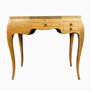 Art Deco Maple Dressing Table by André Arbus, 1940s