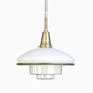 Sistrah Deckenlampe von Otto Müller, 1930er