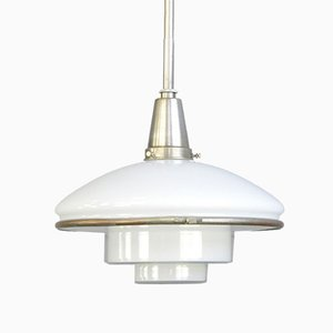 Sistrah Ceiling Lamp by Otto Müller, 1930s