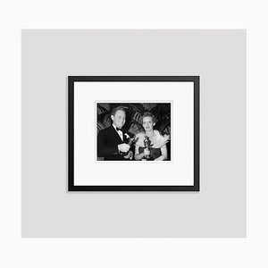 Oscar Victory Archival Pigment Print Framed in Black by Everett Collection