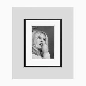 Brigitte Bardot Archival Pigment Print in Schwarz von Bettmann
