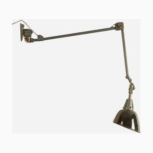Große Modell 121 Wandlampe von Curt Fisher für Midgard / Industriewerke Auma, 1926