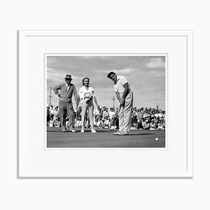 Crosby Van Doren and Hope Archival Pigment Print Framed in White by Alamy