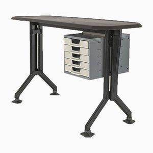 Arco Schreibmaschinentisch von BBPR für Olivetti Synthesis, 1960er