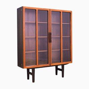 Danish Rosewood Bookcase by Ib Kofod Larsen for Faarup Møbelfabrik, 1960s