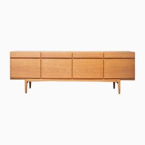 Oak Sideboard by Ib Kofod Larsen, 1960s