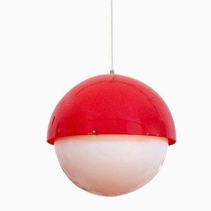 Italian Kartell Pendant Lamp by Luigi Bandini Buti for Kartell, 1960s