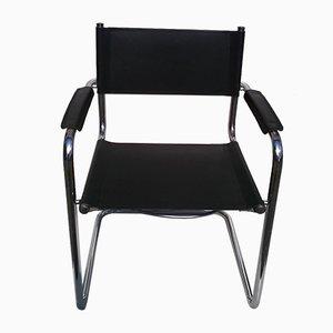 Chaises de Salon Mid-Century par Mart Stam, Set de 4