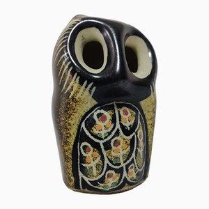 Vintage Owl Sculpture by Ricardo Nowinski