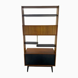 Walnut Wall Unit from G-Plan, 1960s