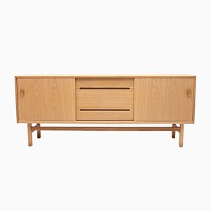 Arild Oak Sideboard by Nils Jonsson for Hugo Troeds, 1960s