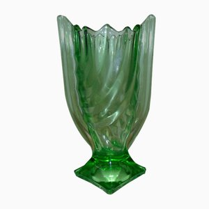 Vintage Art Deco Vase von Niemen